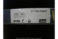 Parker Hydraulic Fitting 37 deg Flare Adapter 0103-4-6