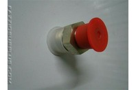 (4)Parker Hydraulic Fitting 37 deg Flare Adapter 0103-6-10