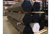"2.56"" OD .055"" Wall x 219"" ERW HSLA STEEL TUBE"