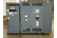 750 kva Square D Transformer HV 4160 3x LV 416Y/240 & 600a HVL Switch