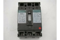 GE Thermal-Magnetic Trip 110A Circuit Breaker 480v TED134110