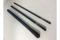 Masonry Drill Star Bit Chisel Assortment 1 x 12 , 1/2 x 12 , 5/16 x 12