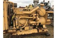 Caterpillar D343 Turbo Diesel Engine Motor Power Unit Generator