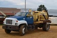 1997 GMC Model C6500 S/A Vacuum Truck