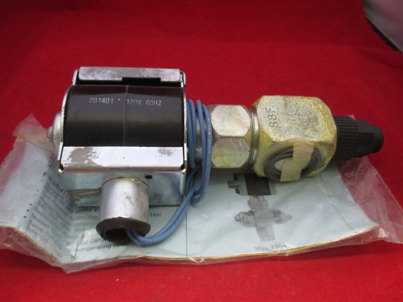 Emerson Asco 917 Remote Control Switch Drawings And Diagrams