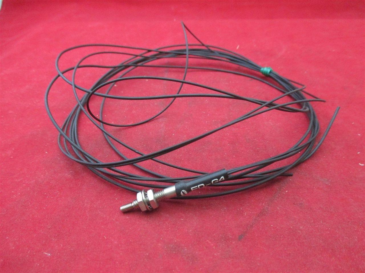 Sunx Fd G4 Fiber Optic Sensor Process Industrial Surplus