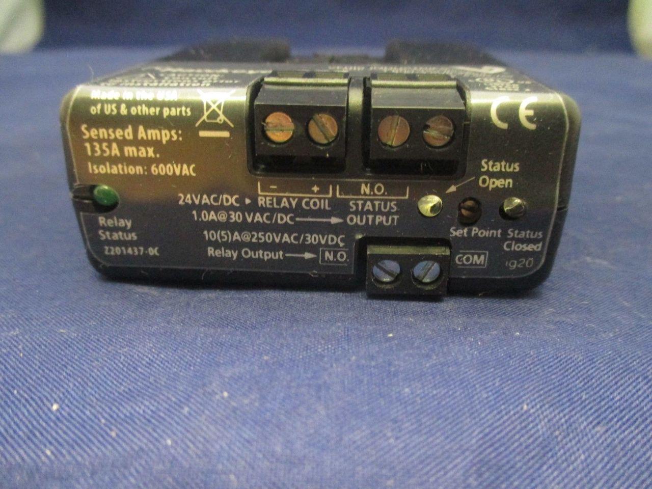 Veris Hawkeye 938 Current Digital Sensor new Process Industrial