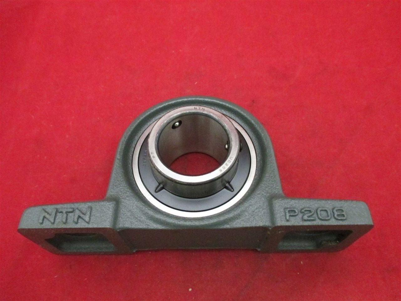 Ntn Bearing Ucp208 Process Industrial Surplus