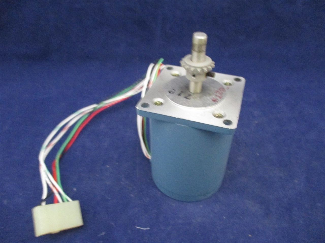 Superior electric m062 fc03 slo syn stepping motor for Slo syn stepper motor