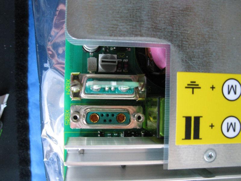 Bosch Rexroth Servo Amplifier Ltu350 0608750108 New