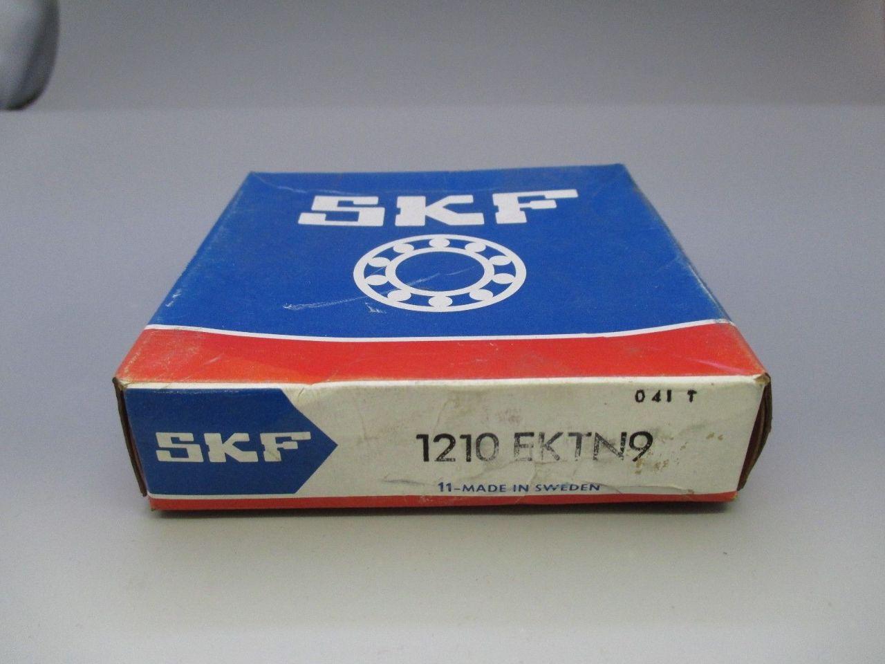 SKF 1210 EKTN9 Bearing new
