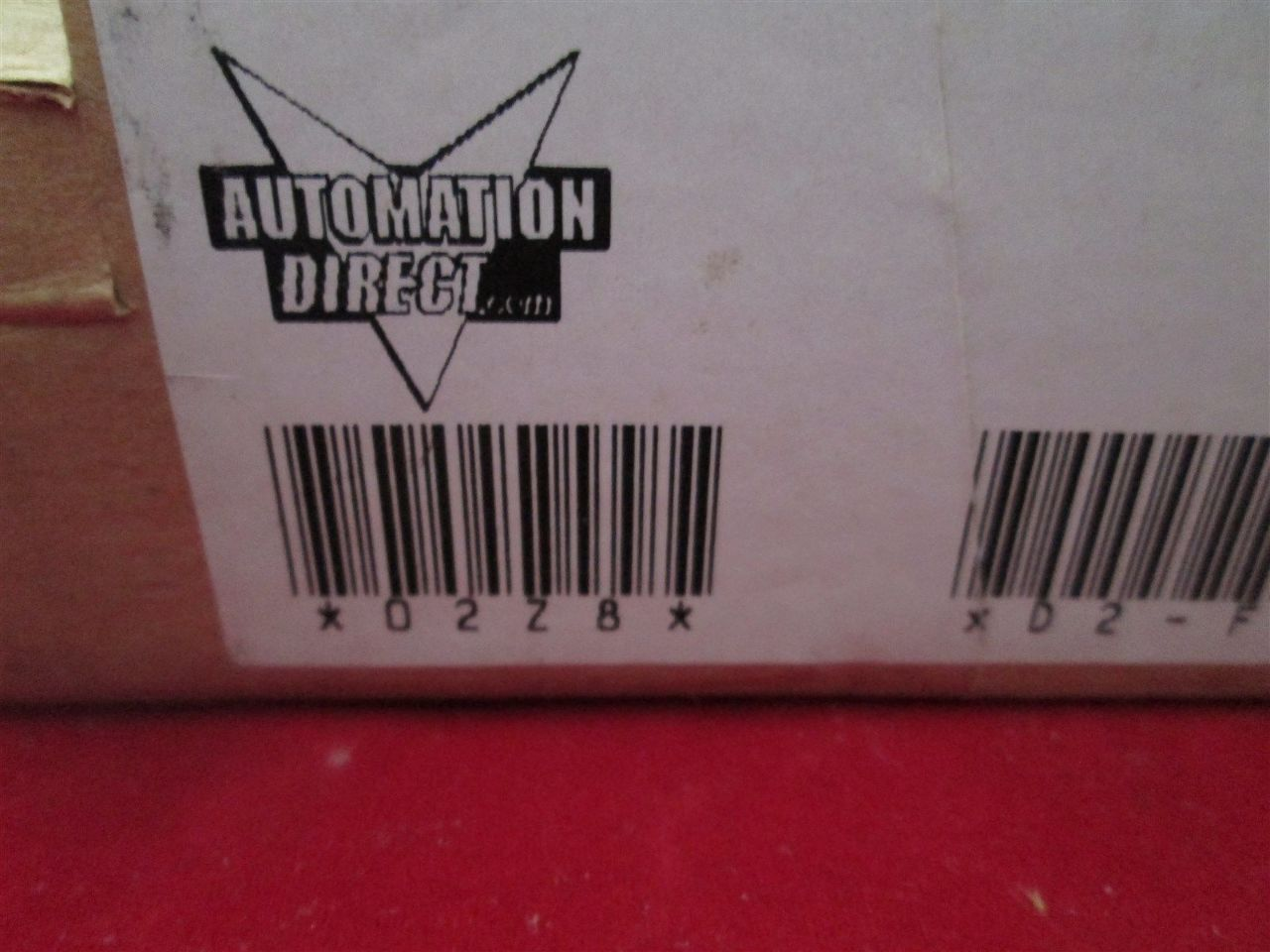Automation Direct D2-FILL new