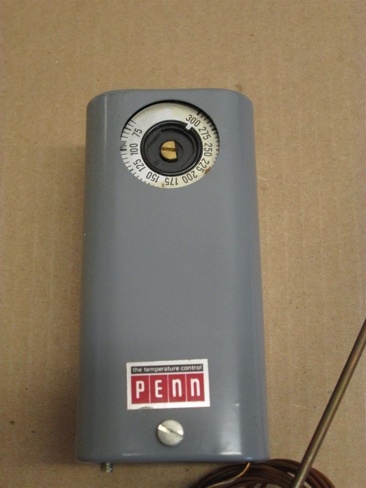 Johnson Controls Penn A19aac 47 Temperature Control New
