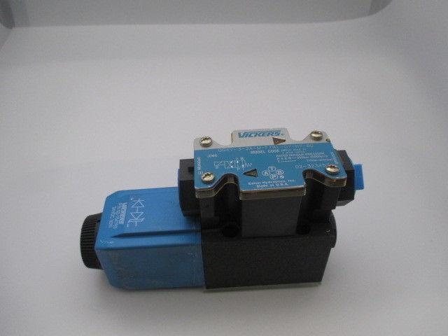 vickers hydraulic valves