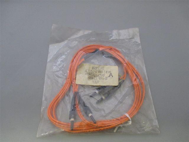 Anixter 139055 62.5/125 ST-ST Jumper | Process Industrial Surplus