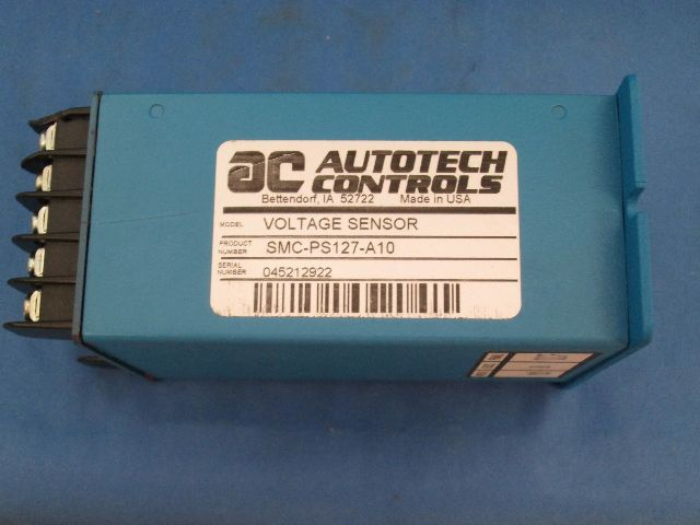 Autotech Ps 127a Smc Ps127 A10 Voltage Sensor Zero Speed