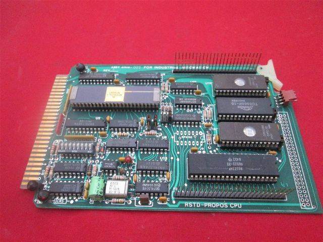 Circuit Boards Gt Salmoiraghi A07 Circuit Board Used