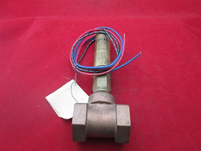 Flotect v epb bs b flow switch process industrial surplus