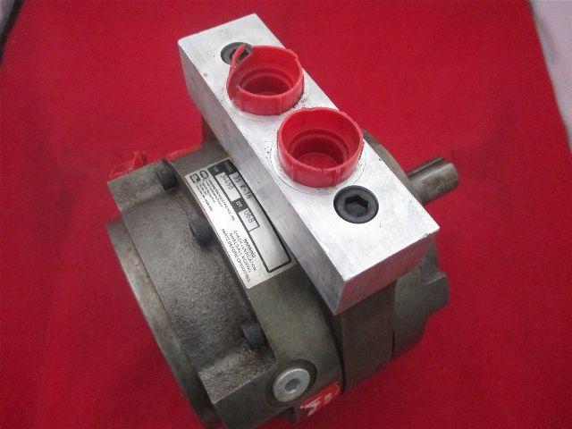 Washington scientific von ruden 35 k 16 hydraulic motor for Von ruden hydraulic motor