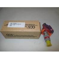 CCS Custom Control Sensors 607GK6 Pressure Sensor new