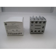 Allen Bradley 100-FA13 Auxiliary Contact new