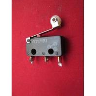 Burgess V42T7YR1 Limit Switch