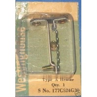 WESTINGHOUSE FH30 TYPE A HEATER ELEMENT 177G524G30