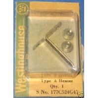 WESTINGHOUSE FH47 TYPE A HEATER ELEMENT 177G524G47  NIB