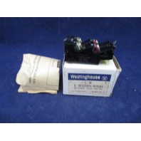Westinghouse L-56 Electrical Interlock new