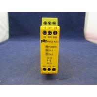Pilz  PNOZ  X2.1 2S 774308 Safety Relay