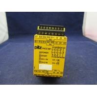 Pilz PNOZ X8P 24 vdc 777760 Safety Relay