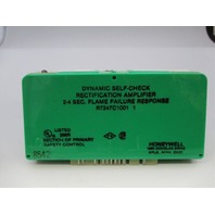 Honeywell R7247C1001 1 Dynamic Self-Check
