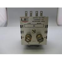 United Electric  9801 J75A