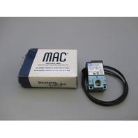 MAC 35A-AAA-DDBA-1BA Solenoid Valve new