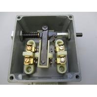 REES Machine Limit Switch 01795-100