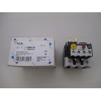 Eaton ZB65-40 XTOB040DC1 Overload Relay new