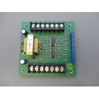 Emtrol ES-6P PC Board