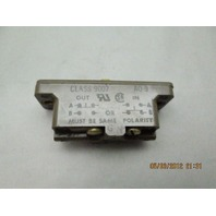 Square D Limit Switch 9007 AO-9