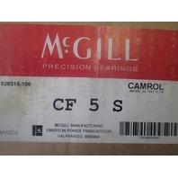 McGill CF 5 S Cam Follower new