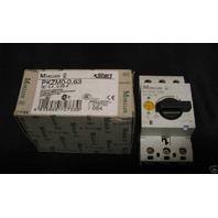 Moeller Manual Motor Starter PKZM0-0,63 new
