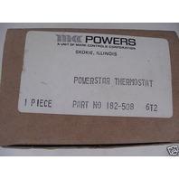 Powers Powerstar Thermostat 182-508