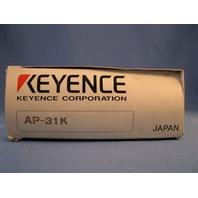 Keyence AP-31K Pressure Sensor new