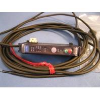 Keyence FS-T2 Fiber Optic Sensor Amplifier