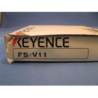 Keyence FS-V11 Fiber Optic Amplifier new