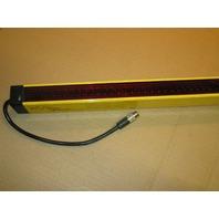 STI Light Curtain Transmitter Receiver MS46-30-1745-Q1-X MS46SR-30-1745-Q1-R-NO