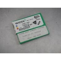 WIDIA CARBIDE INSERTS TCMT 21.52 TN 5020 QTY10 (LOC1490)