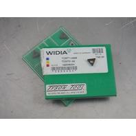 WIDIA CARBIDE INSERTS TCMT 21.52 TN 5120 QTY10 (LOC1490)