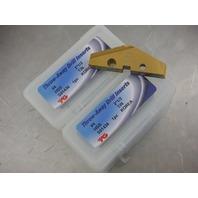 """YG #4 Spade Drill Insert 2.5"""" Diameter HSS TiN Qty1 S01436 (LOC1529)"""