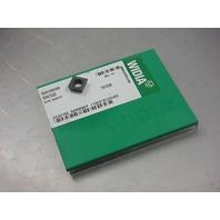 WIDIA CARBIDE INSERTS QTY10 SDNT 322 TN7535 (LOC1585)