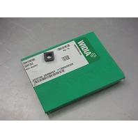 WIDIA CARBIDE INSERTS QTY4 SDNT 322 TN7535 (LOC1585)